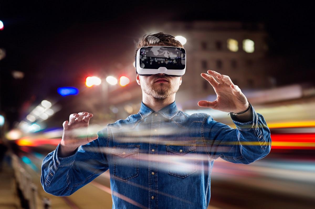 virtual event concept